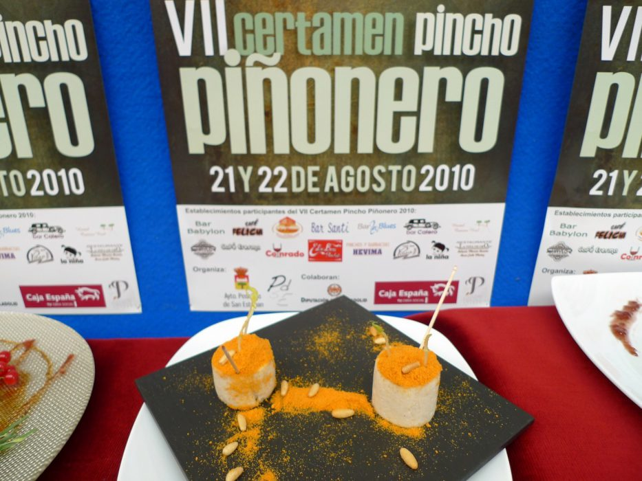 VII Certamen del Pincho Piñonero