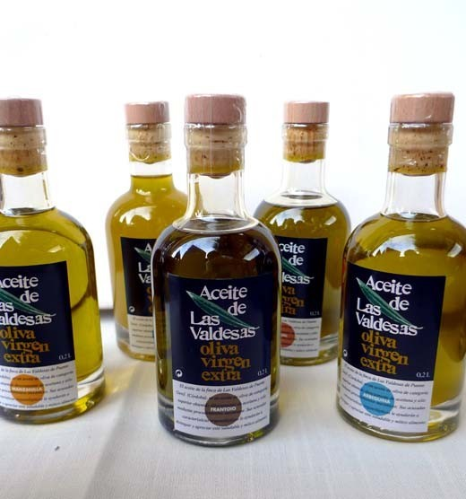 Aceite de Oliva Las Valdesas