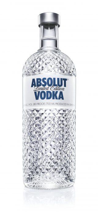 Vodka Absolut Glimmer