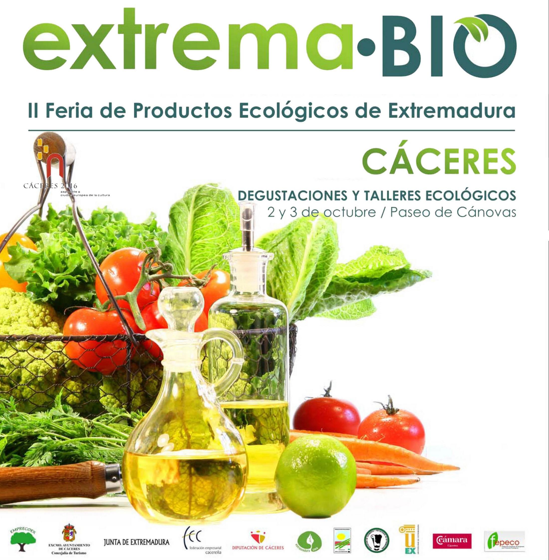 """Feria de Productos Ecológicos de Extremadura """"Extrema-Bio 2010"""""""