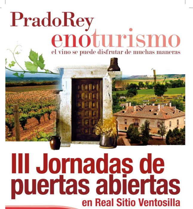 Jornadas Puertas abiertas Bodegas Prado Rey