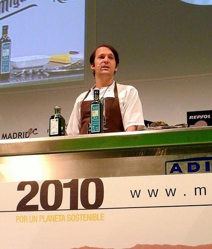 René Redzepi en Madrid Fusion 2010