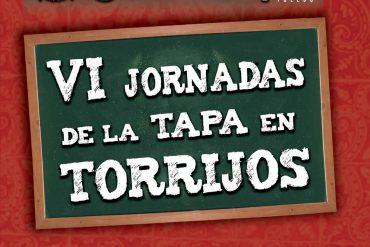 Cartel de las Jornadas de la Tapa de Torrijos 2010
