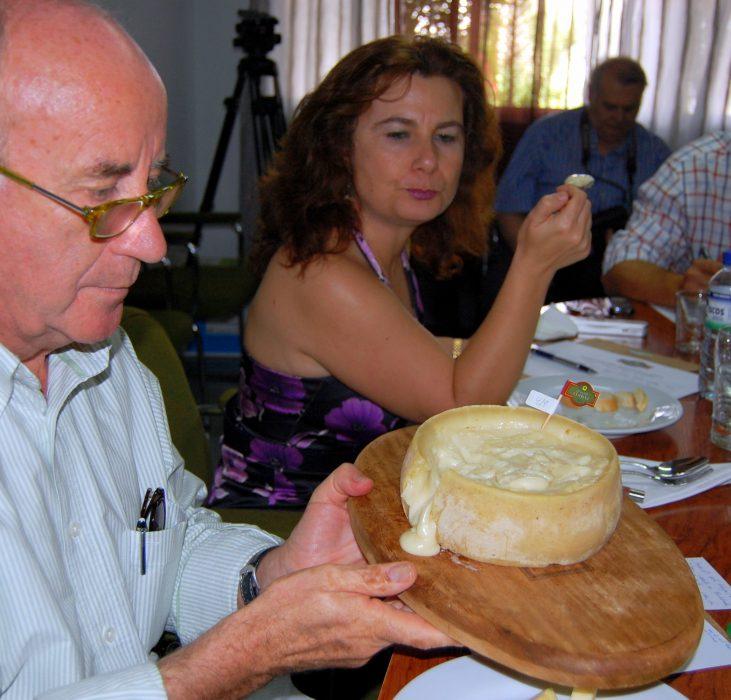 Jurado de la XVI Cata-concurso de Tortas de La Serena