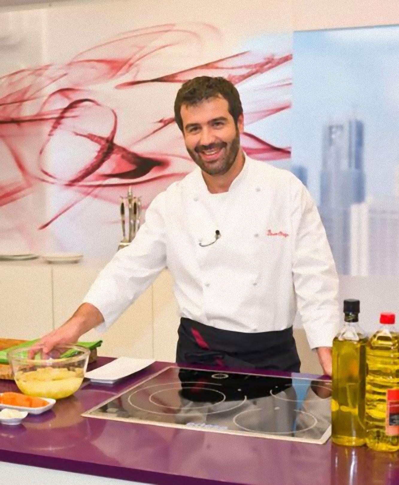 Cocina Con Bruno | Cocina Con Bruno Oteiza En Nova