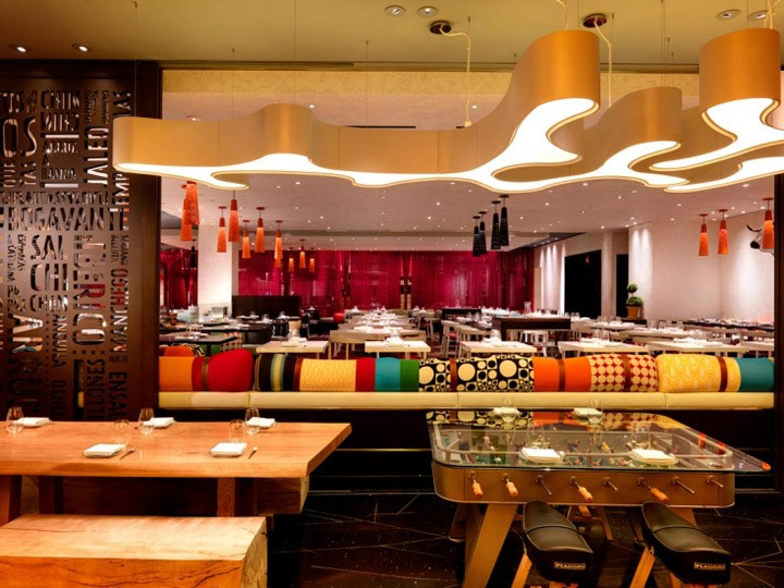 The Cosmopolitan of Las Vegas Jaleo Restaurante