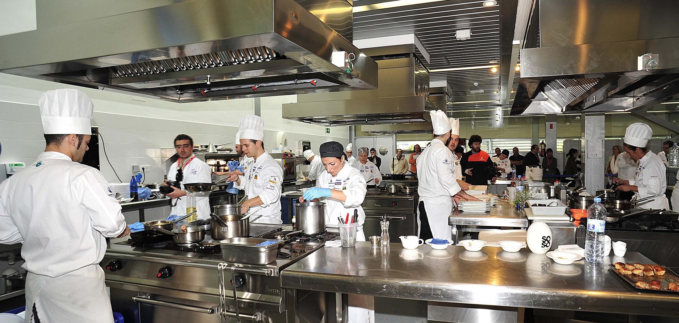 Federico guajardo primer finalista del concurso cocinero del a o 2012 - Grado medio cocina y gastronomia ...