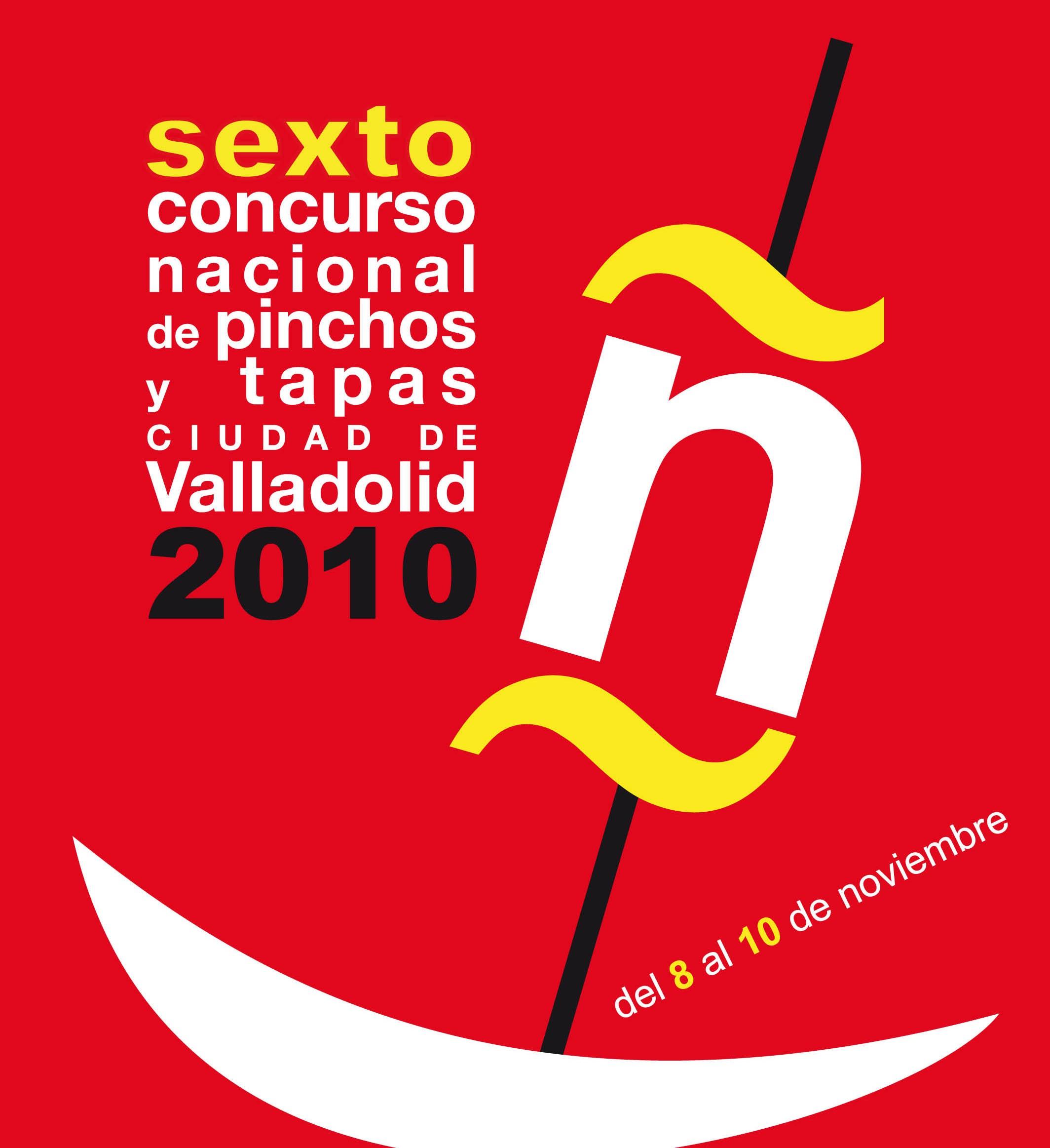 Las Once Y Cuarto Concurso Nacional De Pinchos Ciudad De Valladolid