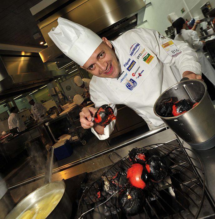 Federico Guajardo - Concurso Cocinero del Año