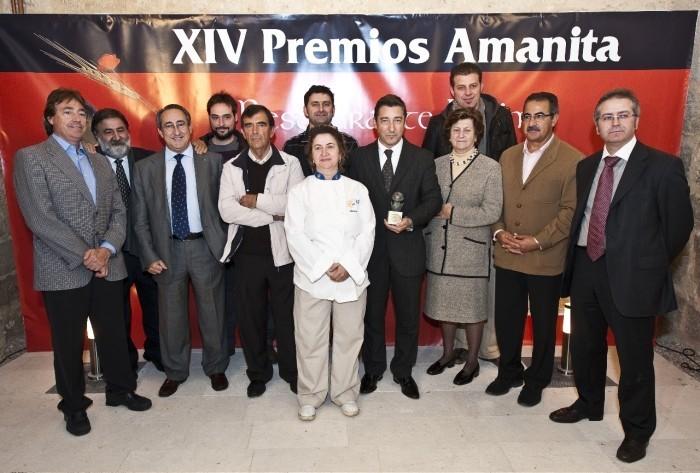 Joan Roca - Premio Amanita