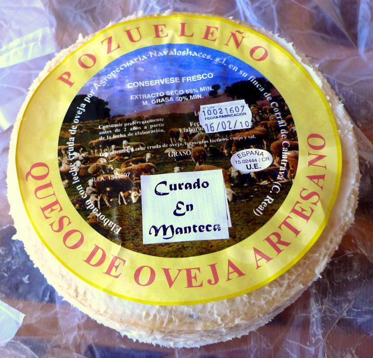 Navaloshaces, un queso Manchego de Calidad