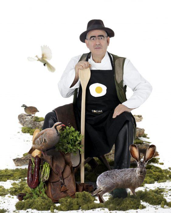 """""""Cocina de Caza"""" con Abraham García"""