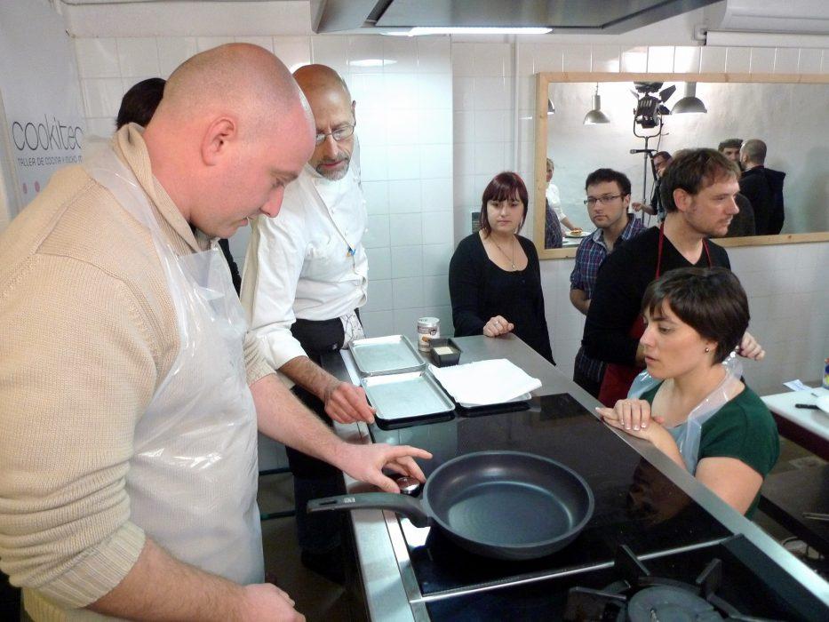 Javi Recetas, Rosa Arda, Pepe Kitchen
