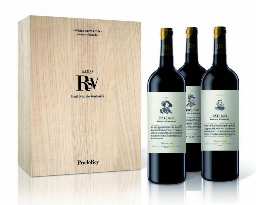 Prado Rey-Series-Históricas