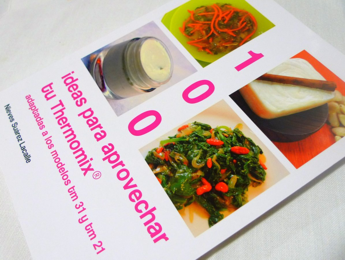 100 ideas para aprovechar thermomix