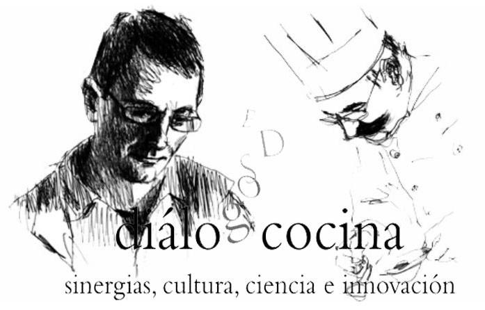 cartel de Diálogos de Cocina 2011