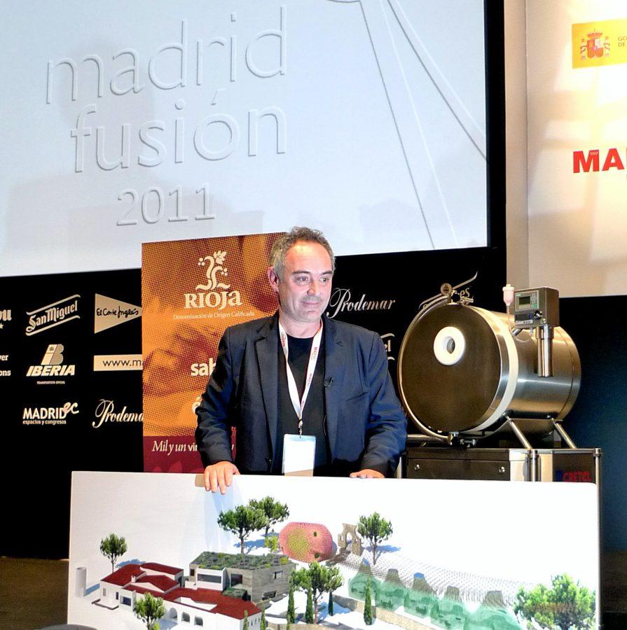 Ferran Adria - elbulli-foundation