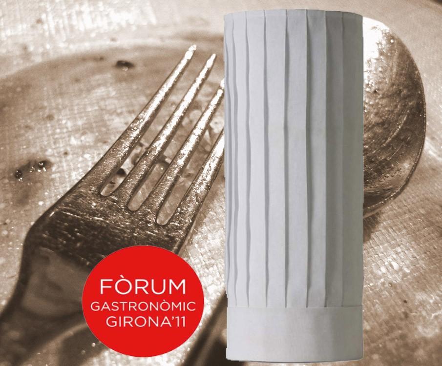 Fòrum Gastronòmic Girona 2011