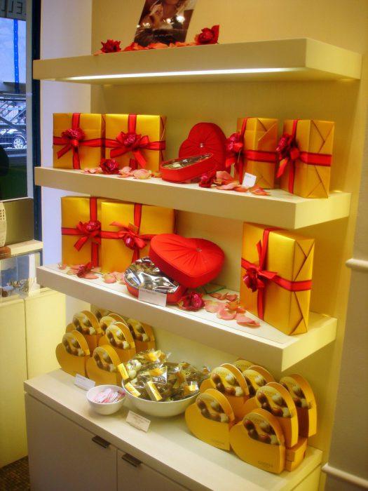 regalos para San Valentín - Godiva Chocolatier