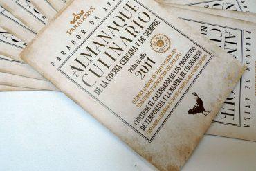 Almanaque Culinario de Paradores