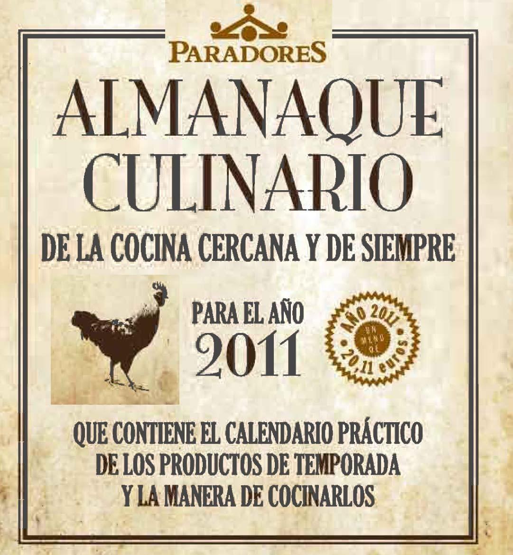 Almanaque Culinario