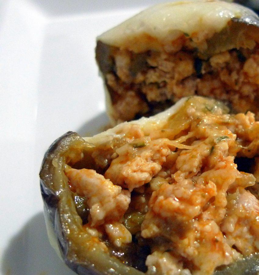 Receta de berenjenas rellenas de carne una receta rabe - Berenjena rellena de carne ...