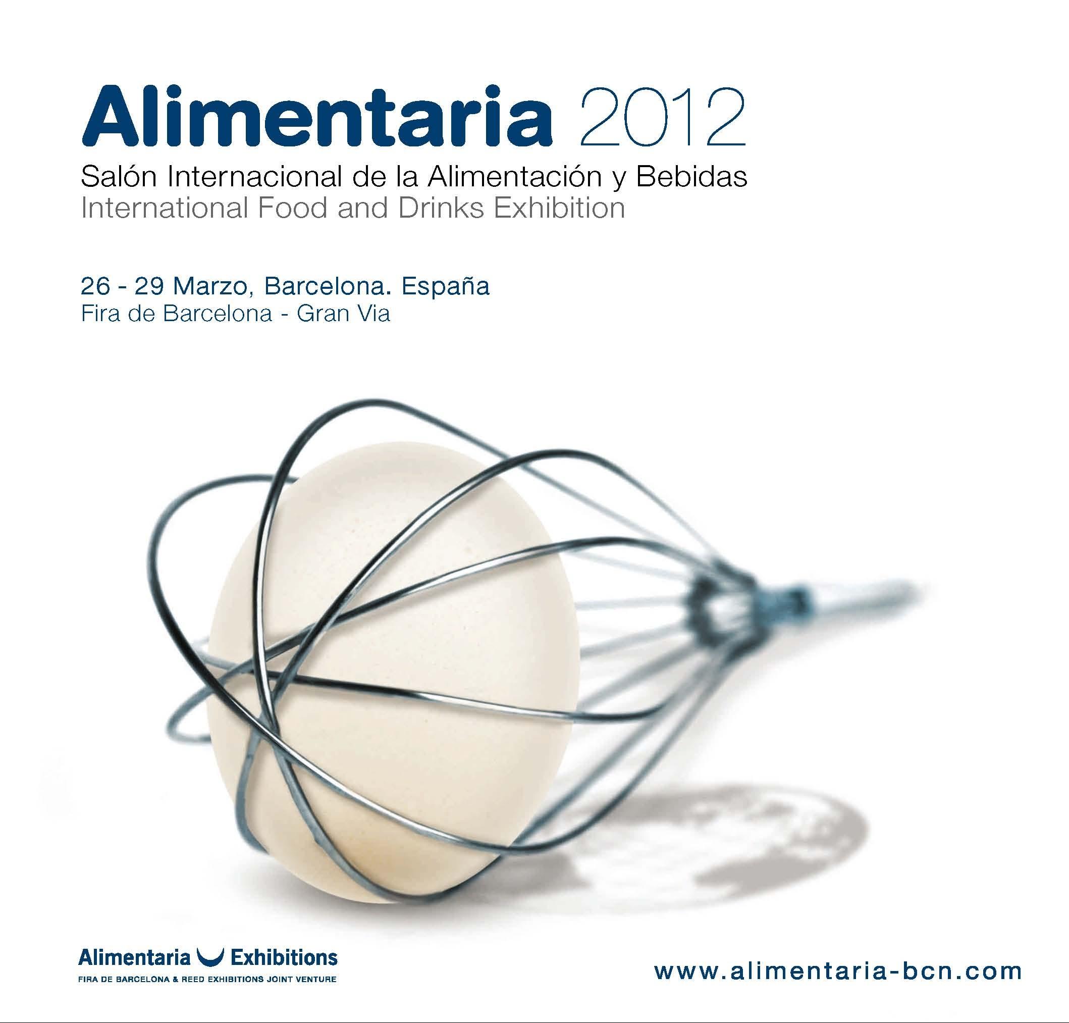 Cartel Alimentaria 2012