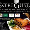 Cartel Extregusta 2011