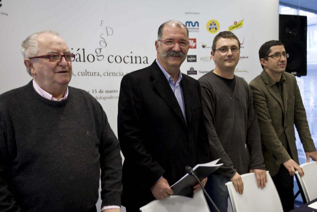 Presentación de Diálogos de Cocina 2011