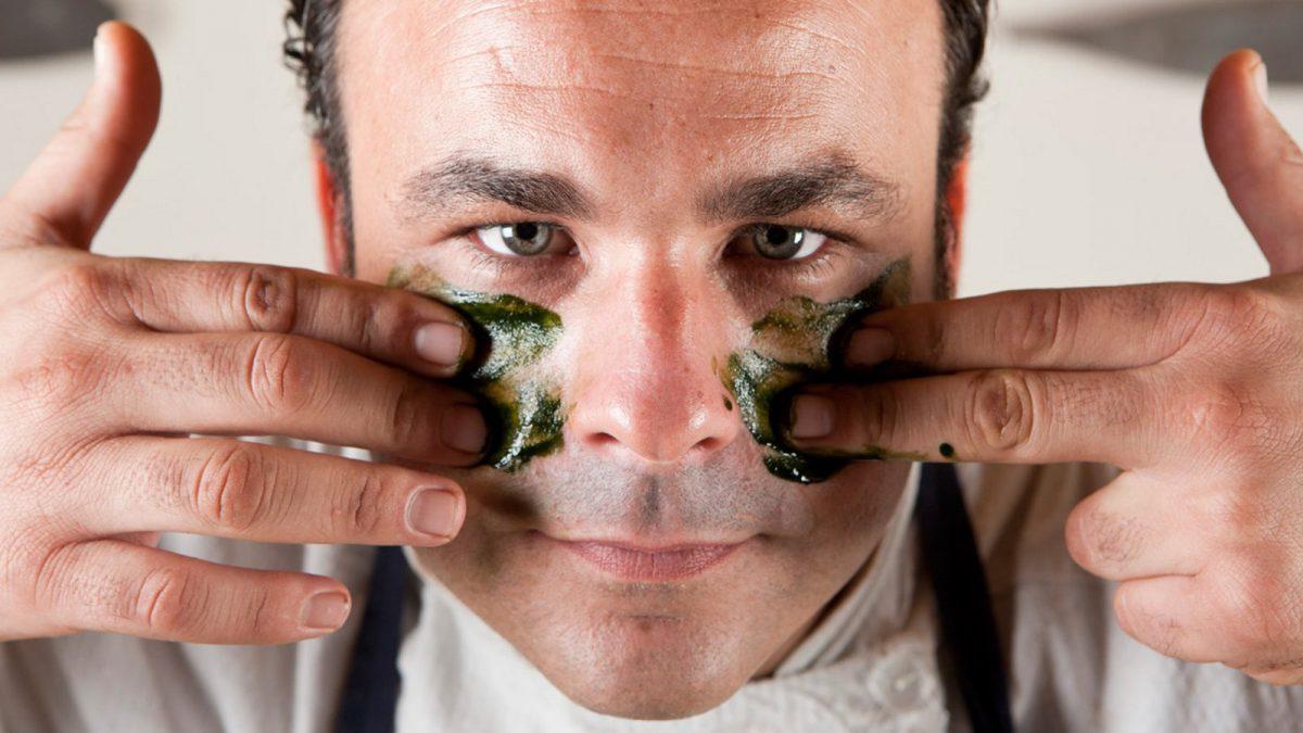 El Chef del Mar Ángel León, vuelve a Canal Cocina