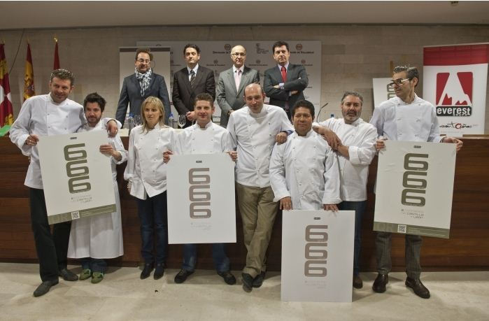 6 cocineros de Castilla y León