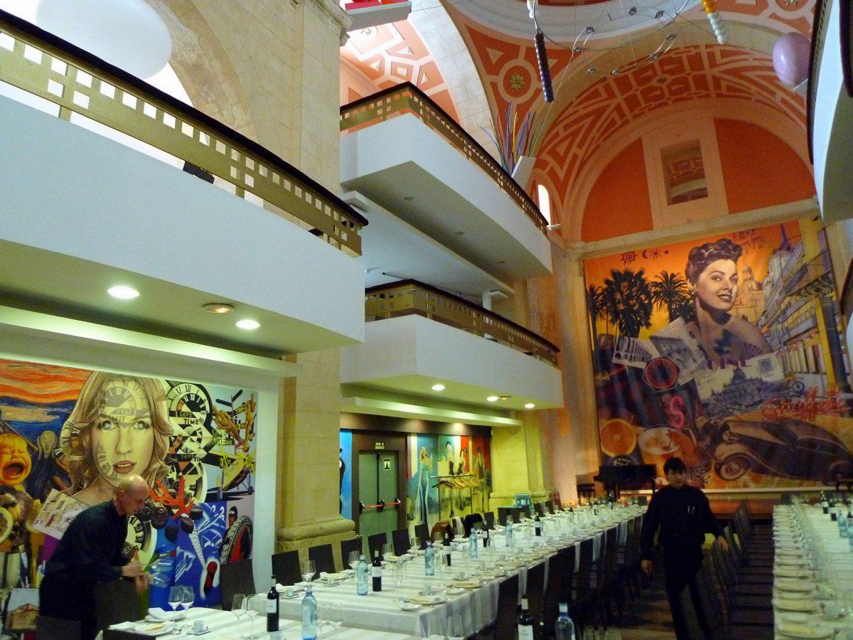 Restaurante Convento de Mínimos