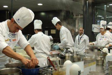 3ª Semifinal del Concurso Cocinero del Año 2012
