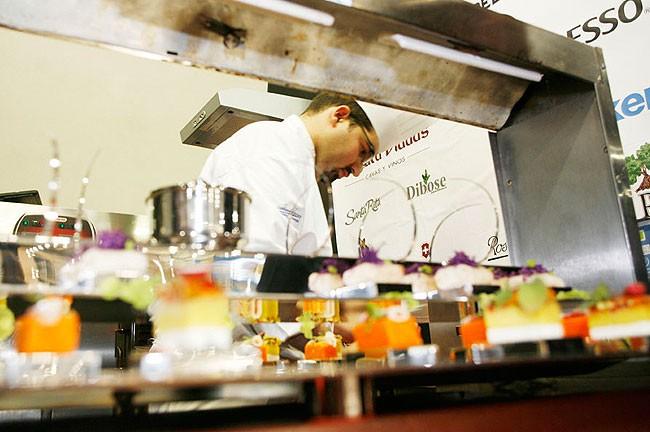 Campeonato Mejor Cocinero de España