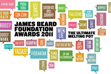 James Foundation Awards 2011