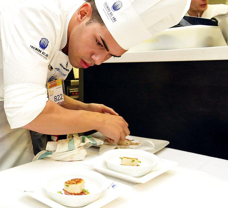 Chef Juan Jiménez