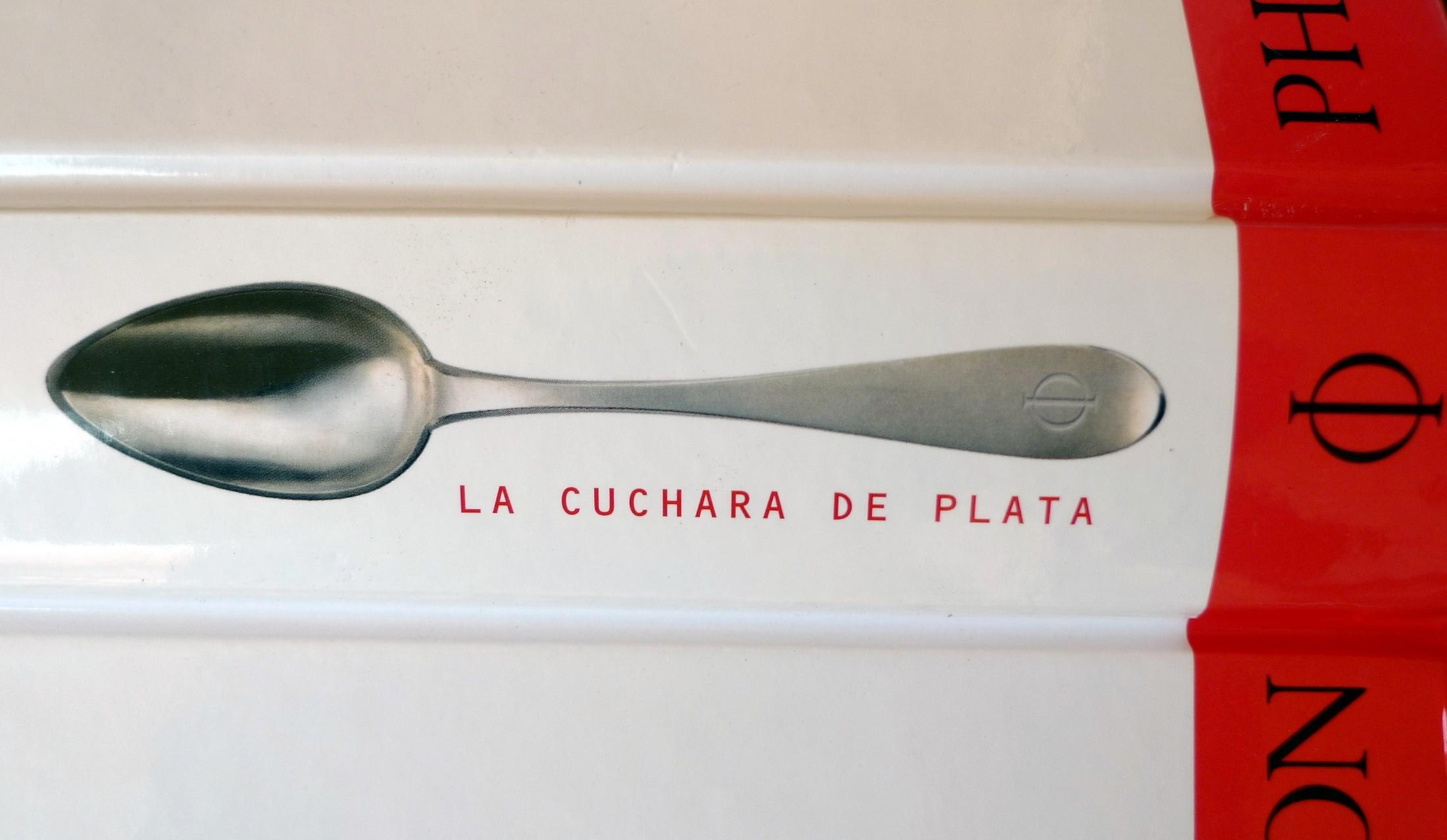 La cuchara de plata: pasta