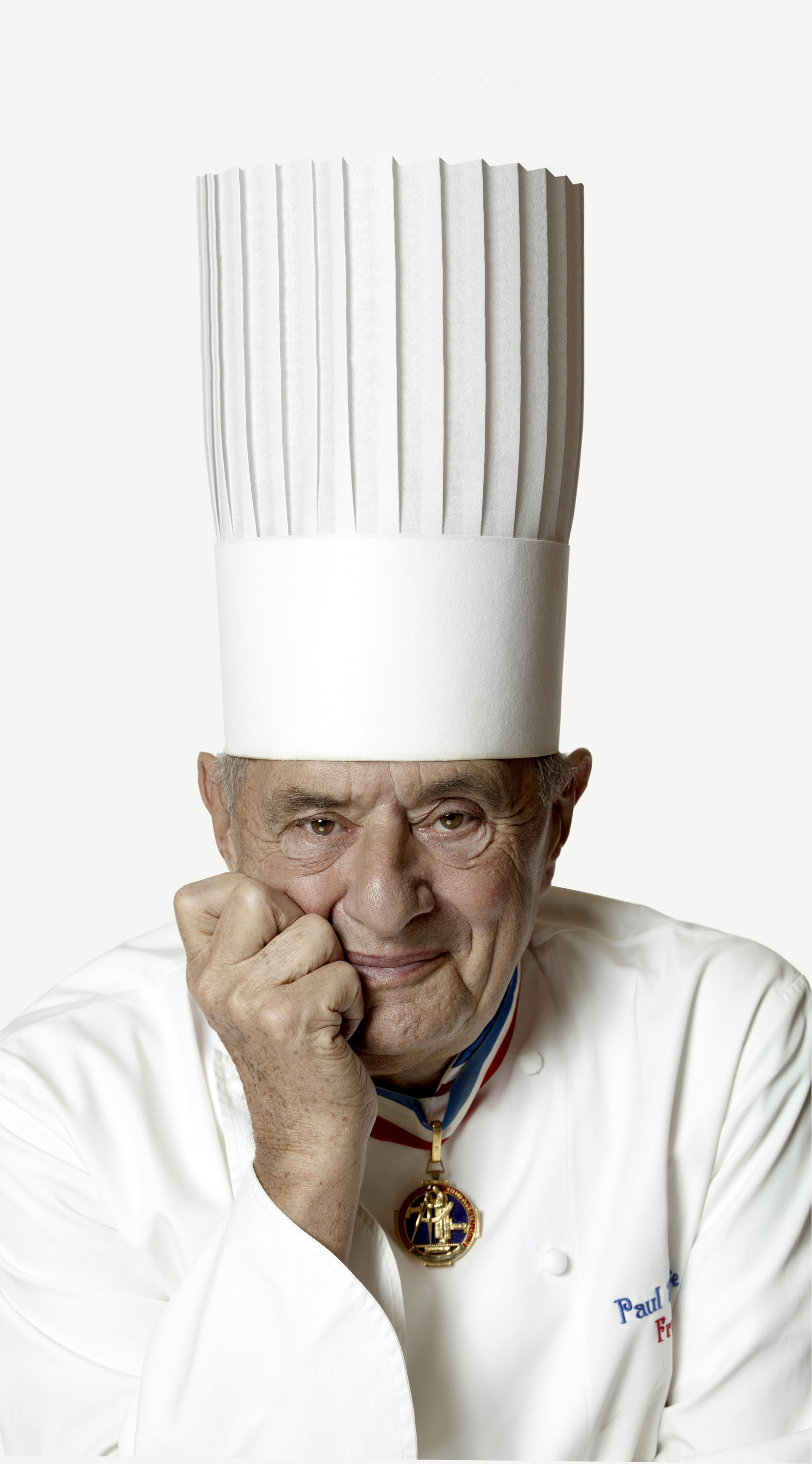 Paul Bocuse (©Stéphane de Bourgies)