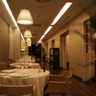 Restaurante Hotel Balneario Villa de Olmedo
