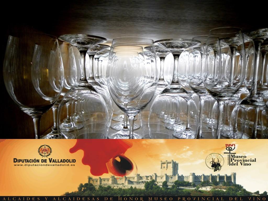Alcaides de honor 2011 del Museo Provincial del Vino de Valladolid