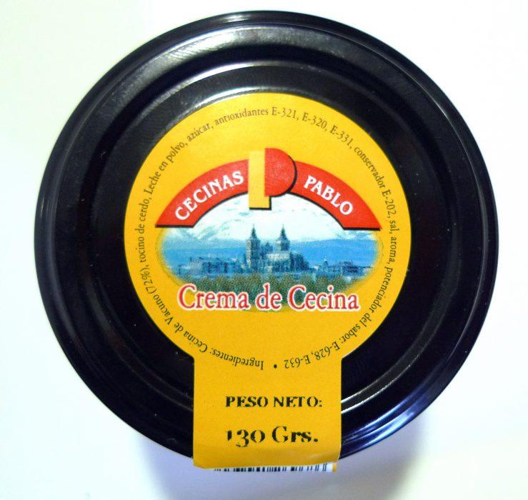 Crema de cecina 1