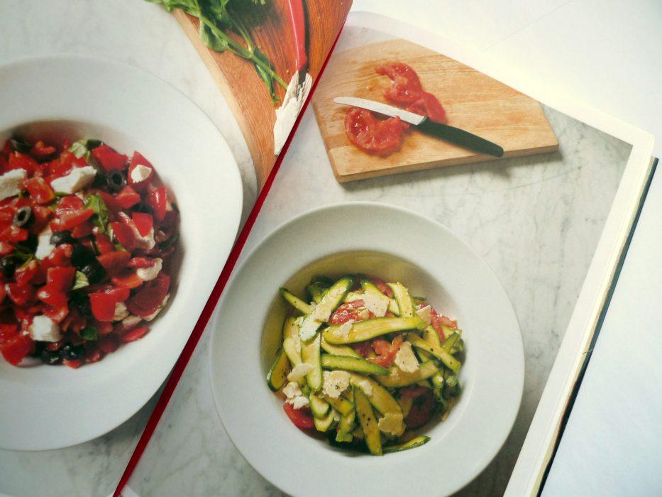 Recetas para un verano italiano