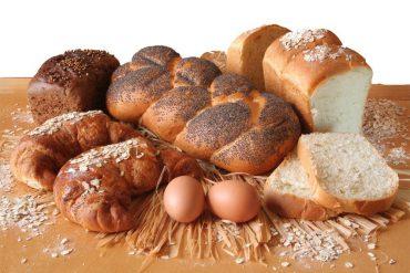 Pan y huevos, alergias alimentarias