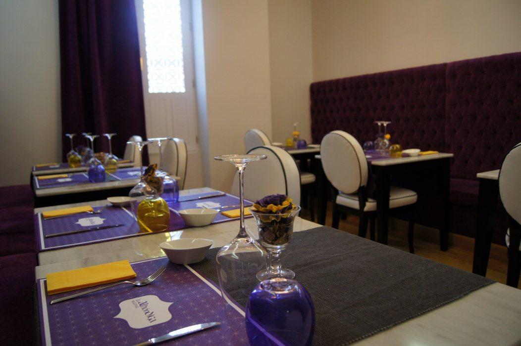 Restaurante la alhondiga - Interior del Restaurante (1)