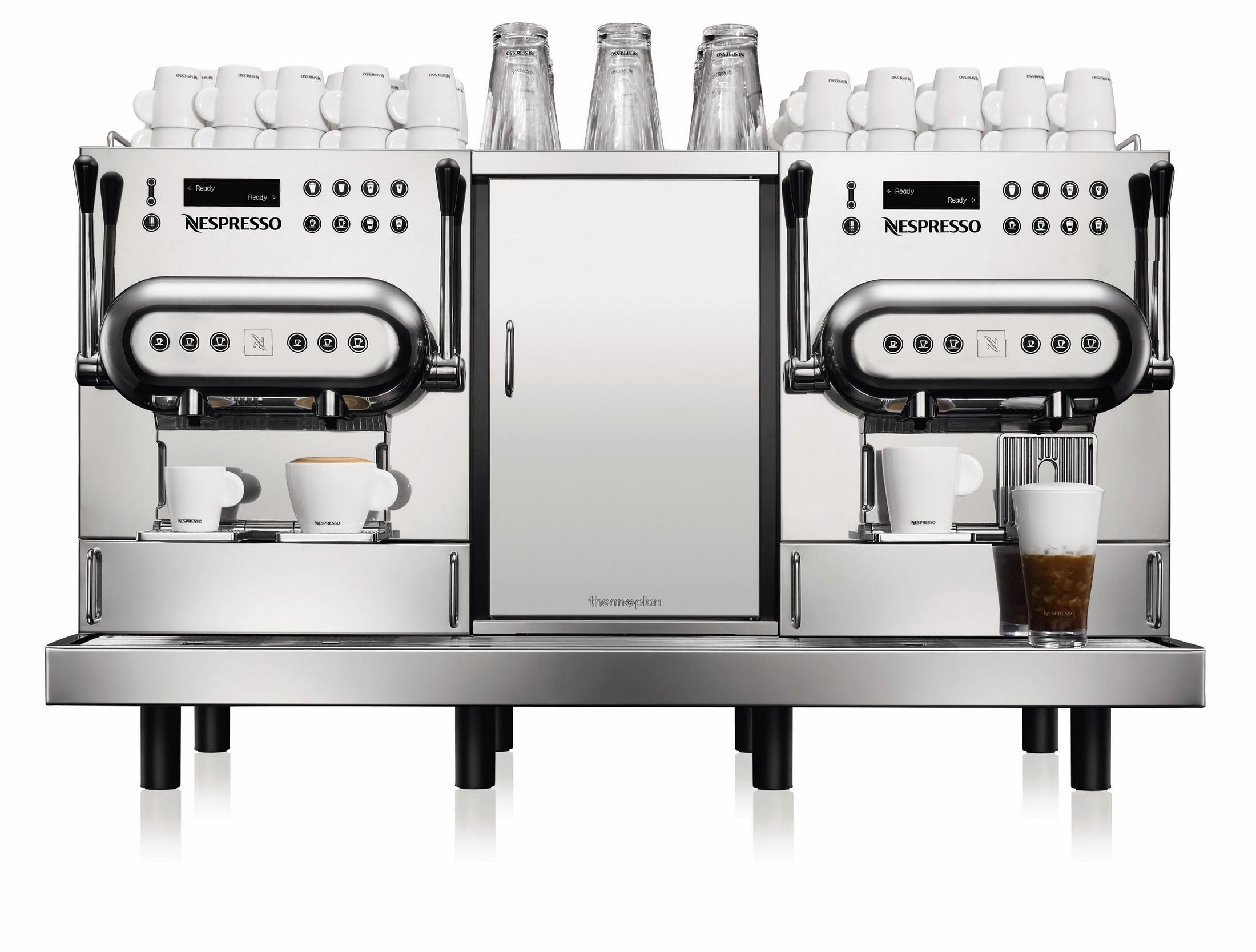 Cafetera Nespresso Pro™ Aguila