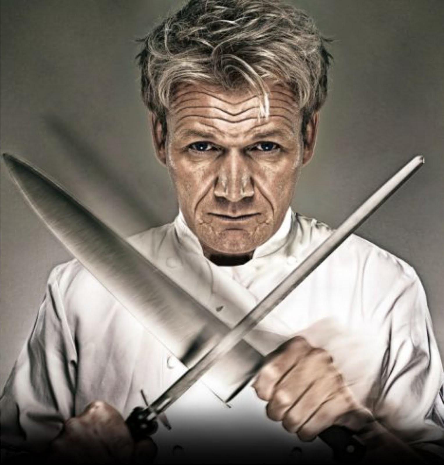 Gordon Ramsay Pesadilla en la cocina