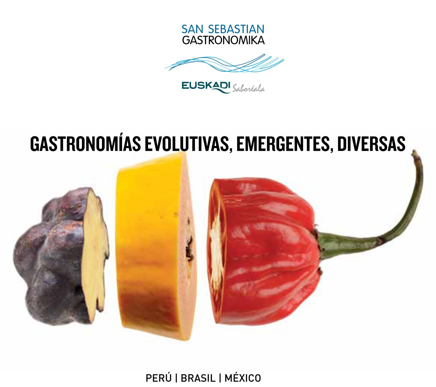 Cartel San Sebastian Gastronomika 2011