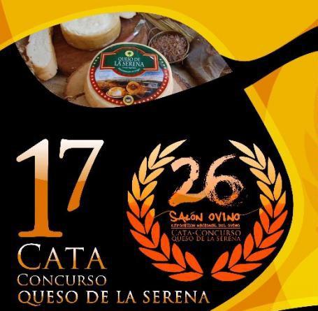 17 cata concurso queso de la serena