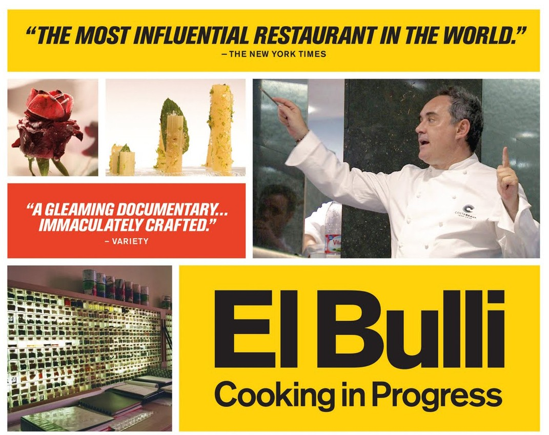 El Bulli Cooking in Progress