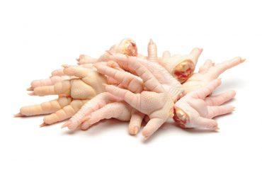 Patas de pollo